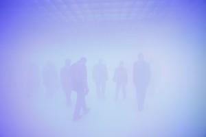 moving thru the fog