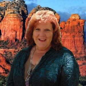 Roz Reynolds in Sedona Arizona
